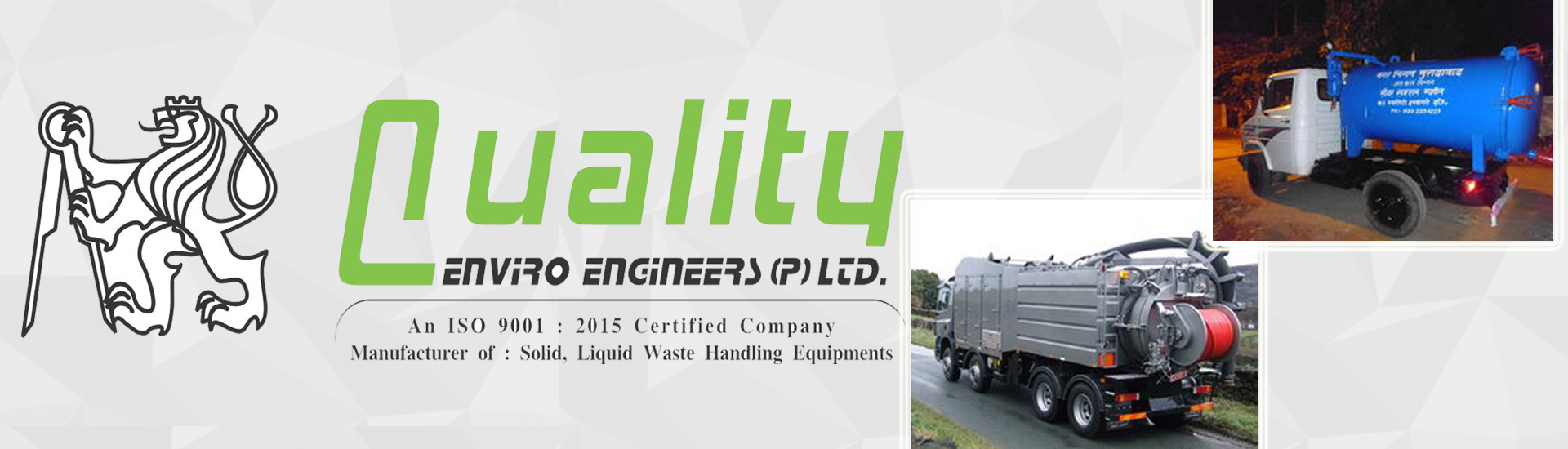 Solid Waste Collection & Transportation Equipment